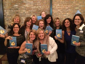 Author  Beyond Believing d.d. marx wtih Book Club Group
