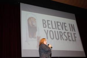 dd marx speaking Neuqua Valley High School 2