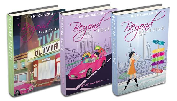 "Author D.D. Marx Launches ""The Beyond Series"" A New Chick-Lit Trilogy, Full of Love, Laughs, and Romance with a Little Help from The Beyond! – Fall 2017"