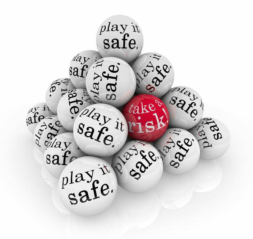 Take Risks!