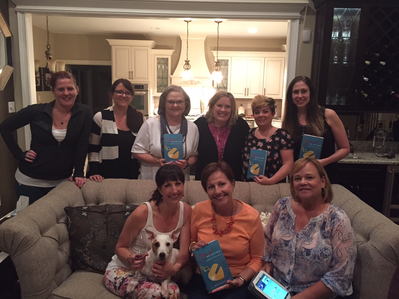 Lindsays Ladies Book Club, Indiana