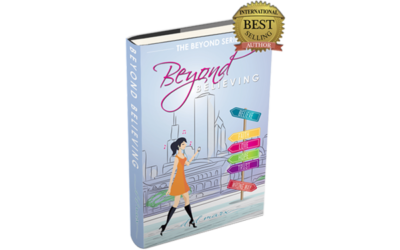 "Chick-Lit Author D.D. Marx's hot new release ""Beyond Believing"" climbs to #1 on Amazon, in the US and Canada"